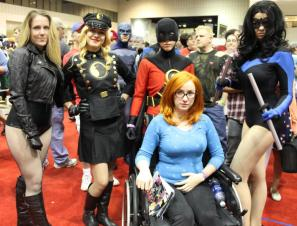 Birds of Prey - MegaCon 2013